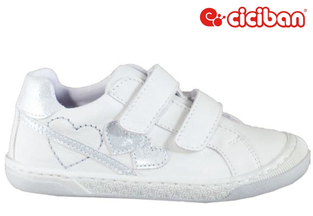 Dandy White 47 Shoe