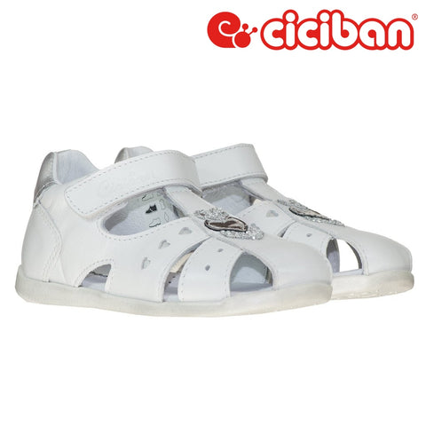 Kiss White 281303 Sandal