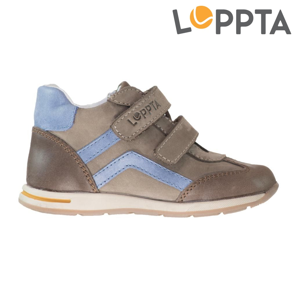 Mini Brown C2710 Shoe