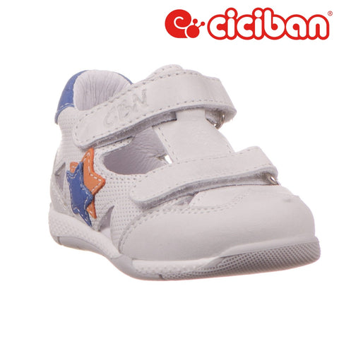Over White 32 Sandal