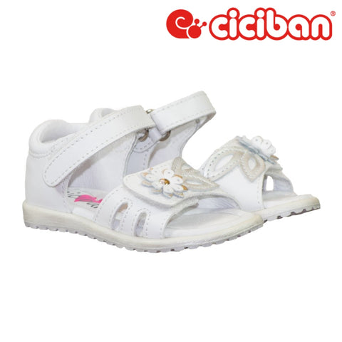 Paris White 281344 Sandal