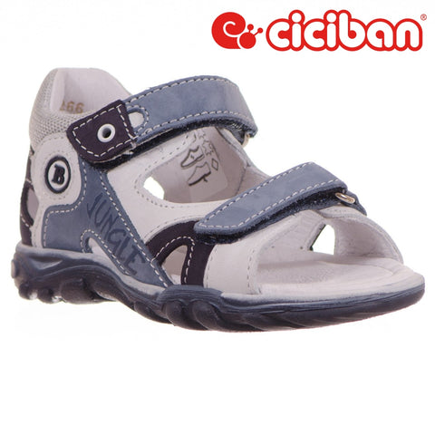 Poker Blue 66 Sandal