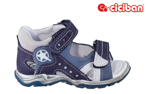 Poker Navy 36 Sandal