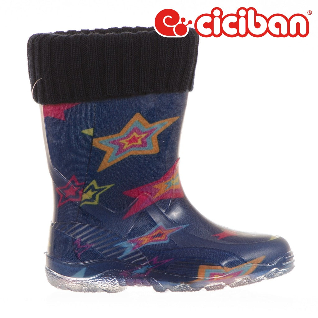 Rainboot Navy 16 Boot