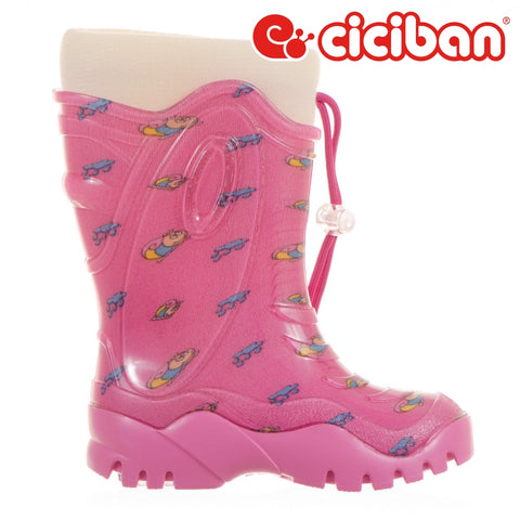 Rainboot Pink 45 Boot