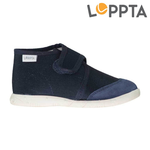 Slipper Navy 10519