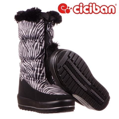 Snow Zebra 58 Boot