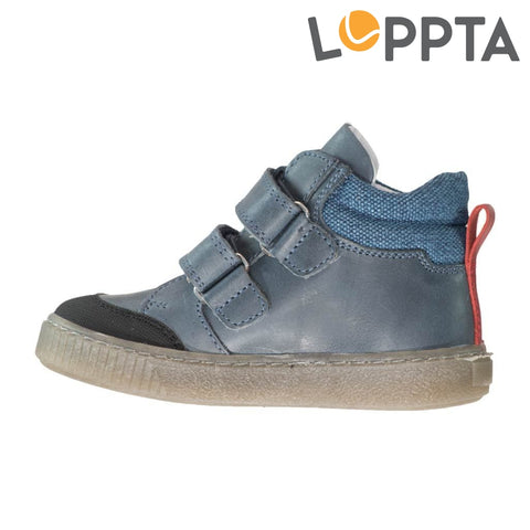 Street Dark Blue C2721 Shoe