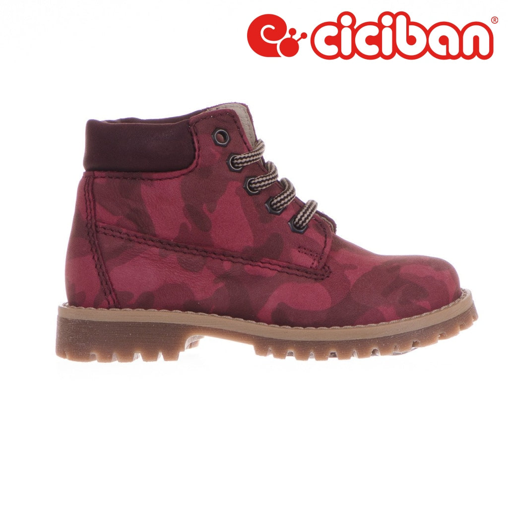 Timber Bordo 19 Boot