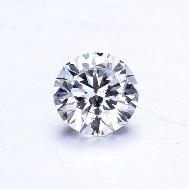 DEF Color SI Clarity 1ct Carat Round Lab Diamond Excellent HPHT/CVD Loose Lab Grown Diamond - jewelrycafee