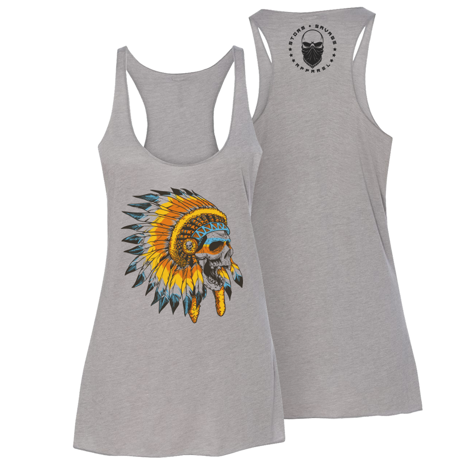 Chief 2 Racerback Tank
