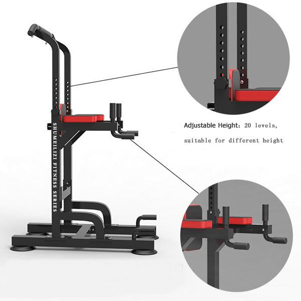 Power Tower Pull Up Bar-1100LBS Weight Capacity