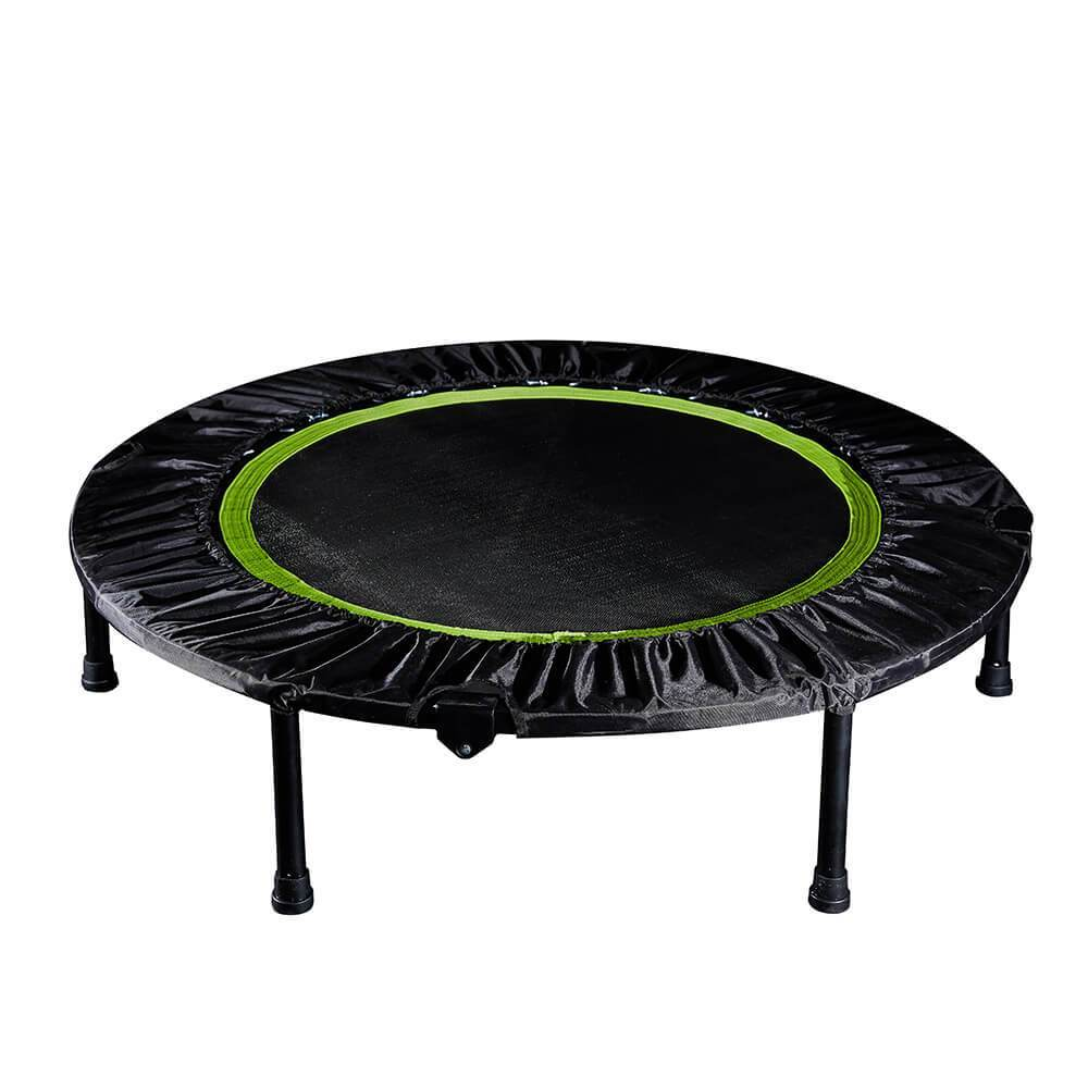 40'' Mini Fitness Foldable Trampoline - Green