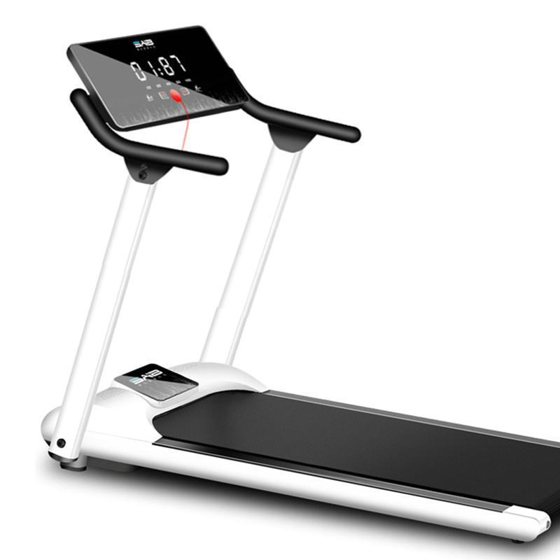 Folding Motorized Treadmill | In-Home Personal Training | Massfits
