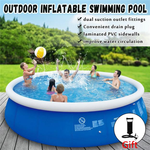 Inflatable Swimming Multiplayer Pool Kids Water Sports