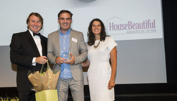 skåler wins Gold at the House Beautiful awards