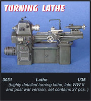 WWII and Post War Lathe (CMK)