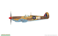 Spitfire Mk. VIII - Weekend Edition (Eduard)