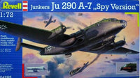 "Junkers Ju 290 A-7 ""Spy Version"" (Revell) + Eduard 72433 PE Set"