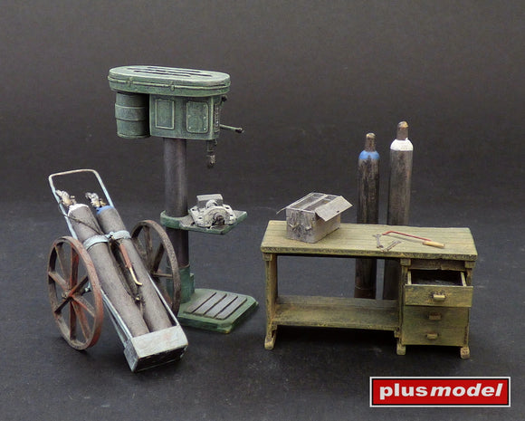 Workshop Equipment (Plus Model)