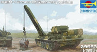 Russian BREM-1 Armoured Recovery Vehicle (Trumpeter)