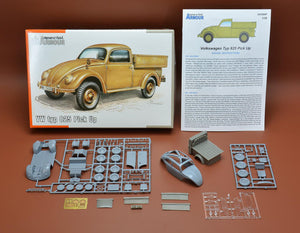 Volkswagen Typ 825 Pick Up (Special Armour)