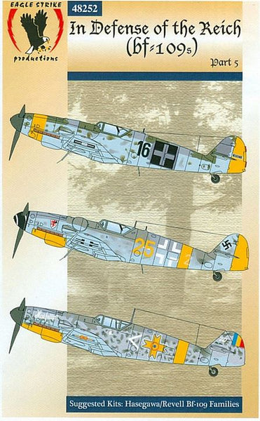 In Defence of Reich Bf 109s - Part 5 (Eagle Strike)