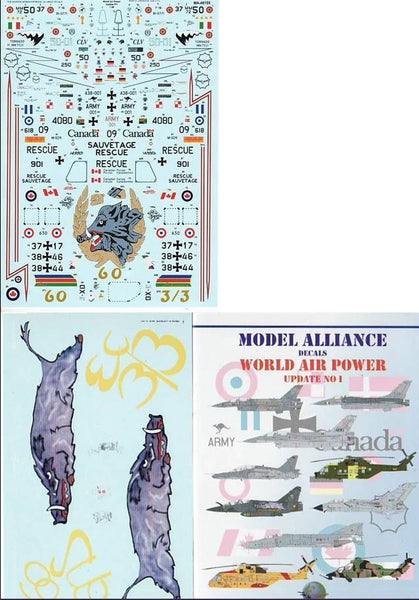World Air Power Update No.1 (Model Alliance)