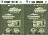 King Tiger - Initial Production (Takom)