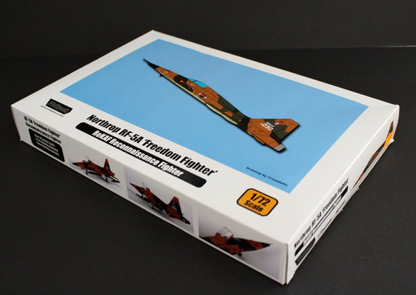 "1/72 Wolfpack Northrop RF-5A ""Freedom Fighter"""