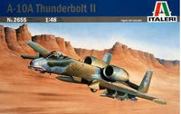A-10A Thunderbolt II (Italeri) + 6 adet upgrade set