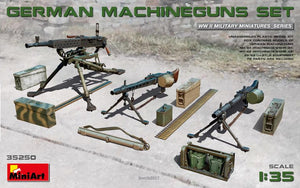1/35 German Machineguns Set (Miniart)