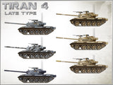 Tiran 4 Late Type (Miniart)