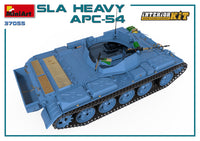 SLA Heavy APC-54 w/ Interior Kit (Miniart)