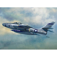 1/72 RF-84F Thunderflash (Sword)