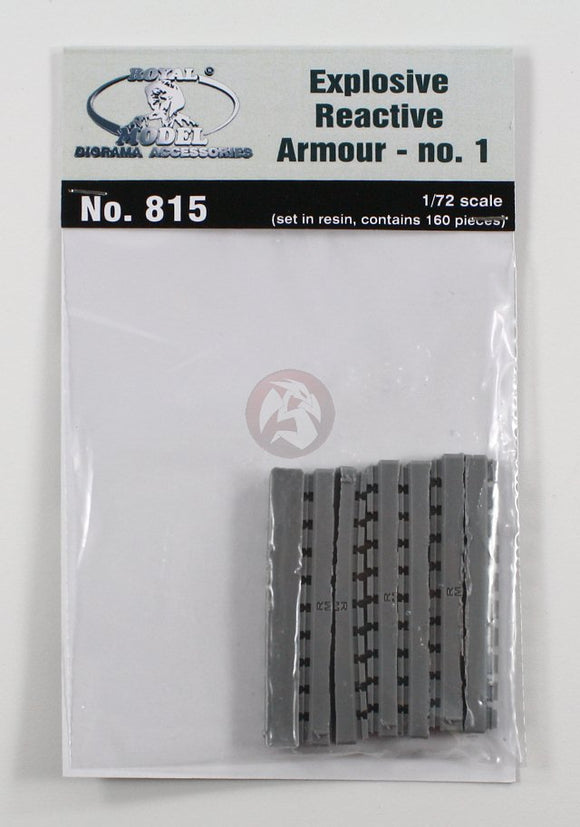 1/72 Explosive Reactive Armour No.1 (Royal Model)