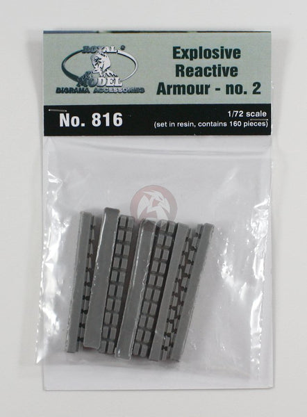 1/72 Explosive Reactive Armour No.2 (Royal Model)