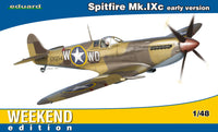 Spitfire Mk. IXc Early Version - Weekend (Eduard)