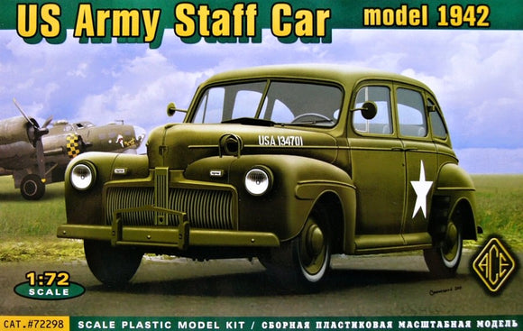 U.S. Army Staff Car model 1942 (ACE)