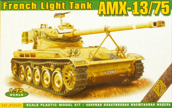 AMX-13/75 French Light Tank (ACE)