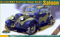 Super Snipe Saloon British Staff Car WWII (ACE)