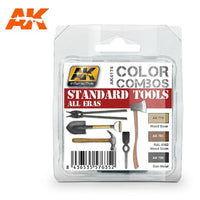 Standard Tools All Eras Color Combo (AK Interactive)