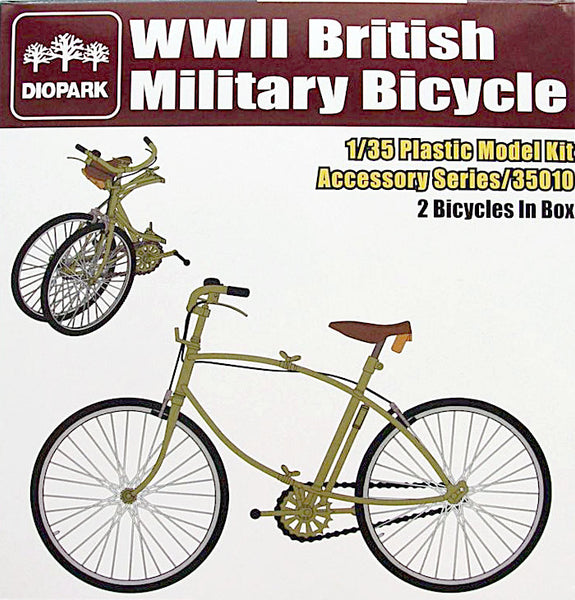 WWII British Military Bicycle (Diopark)