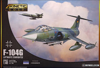 F-104G Luftwaffe Starfighter (Kinetic)