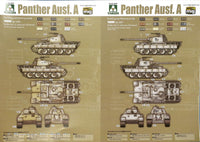Panther Ausf. A Early Prod. (Full Interior) (Takom)