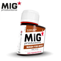 Wash for Wood - 75ml (Mig Productions)
