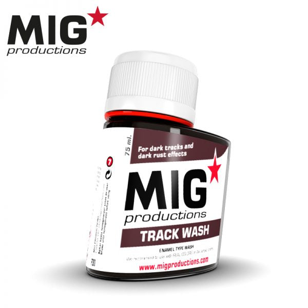 Track Wash - 75ml (Mig Productions)
