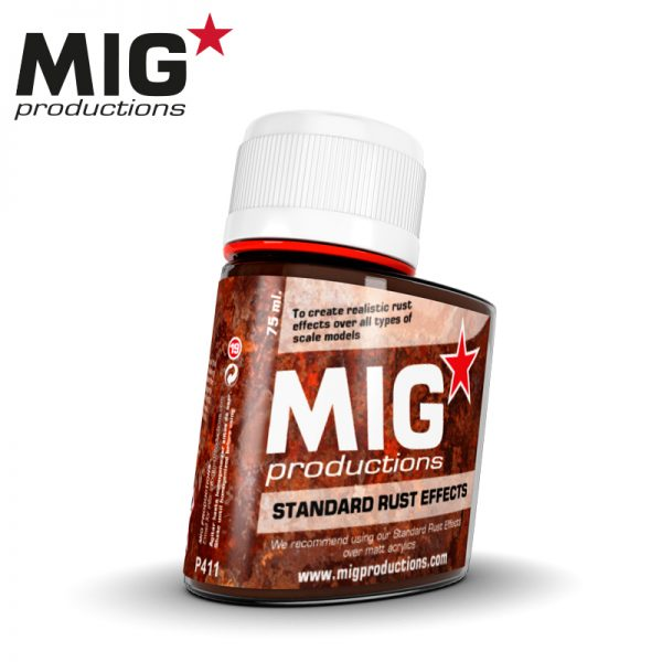 Standard Rust effects - 75ml (Mig Productions)