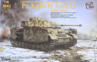 Pz.Kpfw.IV Ausf.G Mid/Late 2 in 1 (Border Model)