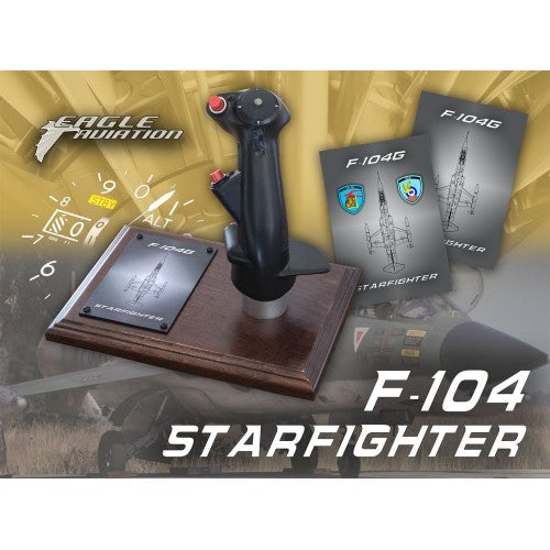Eagle Aviation F-104 Starfighter Control Stick